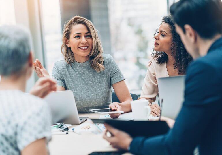 Leadership insight: how company values shape the workplace
