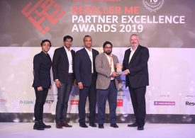 Westcon-Comstor Middle East is awarded Partner Excellence Programme of the Year