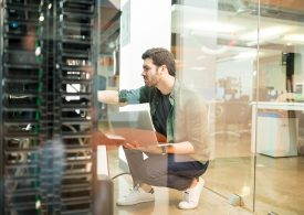 5 trends in the modern data centre