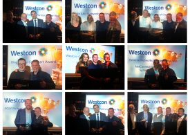 Westcon UK&I recognises top growth partners in 2020 awards