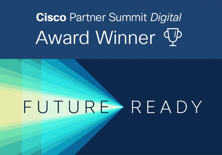 Comstor awarded Distributor of the Year at Cisco Partner Summit Digital 2020