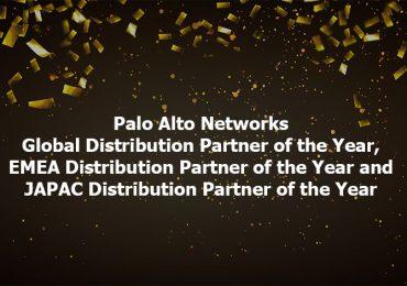 Westcon-Comstor awarded three Palo Alto Networks Distribution Partner of the Year awards