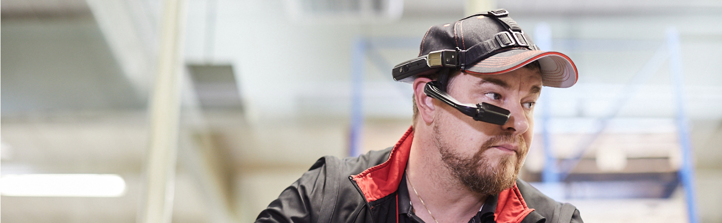 Heads up: RealWear's hands-free solution reshapes work on the front line