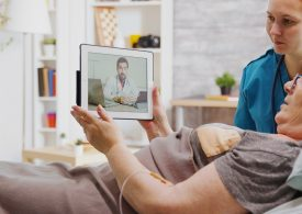 Innovative technology boosts telehealth and remote healthcare services