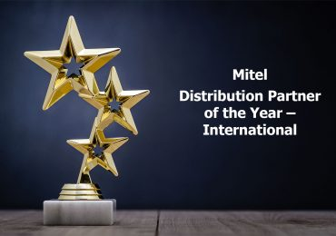 Westcon named 'Distribution Partner of the Year – International' at Mitel's Global Partner Awards 2021 Ceremony